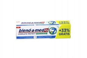 Zahnpasta blend-a-med Complete Protect 7 natürliche Kräuter 75 ml+33% gratis