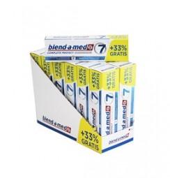 Zahnpasta blend-a-med Complete Protect 7 Kristallweiß 100 ml Display
