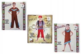 Karneval Ki. Kostüm Indiander/ - in, Pirat