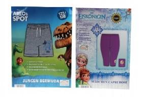 ! Disney Bemuda bzw. Capri Hosen Eiskönigin, Arol & Spot sortiert