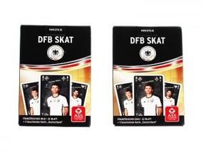 F DFB Skat inkl. Facepaint Karte