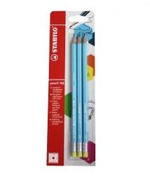 R Stabilo Bleistift mit Radierer