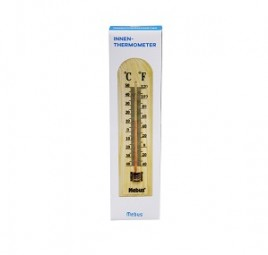 ! R Mebus Zimmerthermometer