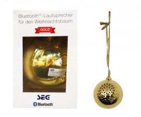 R Lautsprecher Bluetooth SEG, gold