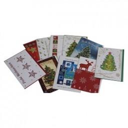 bsb Grußkarten mit Umschlag, medium, sort. Weihnachten