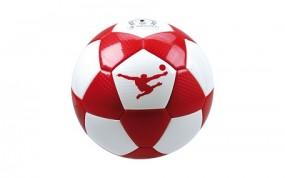 Panini Fußball weiß/rot
