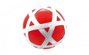 Panini Cross Ball rot/weiß