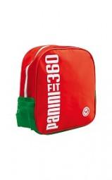 Panini Kinderrucksack 25x23x10 cm rot/weiß/grün