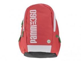 Panini Rucksack 45x33x16 cm rot/weiß/grün