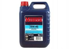 MONZA Motorenöl 15W40 5 Liter