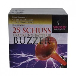 FW Buzzer 25-Batterie-Schuss