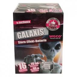 FW Galaxis 16-Schuss-Batterie