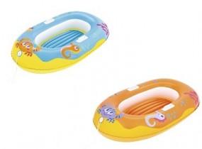 SO Boot für Kinder, oval 110x64x25 cm in 2 Farben BESTWAY®