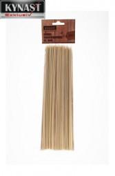 Grill Schaschlikspieße 100er Pack 30cm