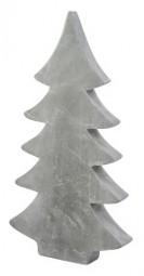 W Deko Tannenbaum aus Beton Hx38cm