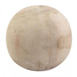 Deko Holz Kugel Ø 10cm