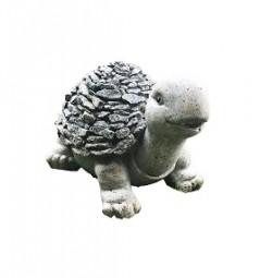 G Schildkröte aus Polyresin groß 35x28x25 cm