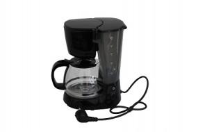 Kaffeemaschine 1,25 Ltr. 750 W schwarz