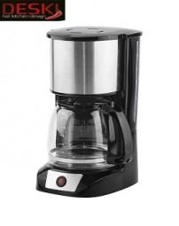 Kaffeemaschine 1,5 Ltr. 800W Edelstahl