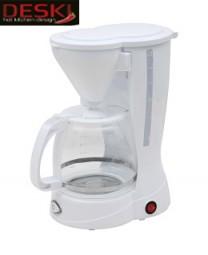 Kaffeemaschine 1,5 Ltr. 800 Watt, weiß