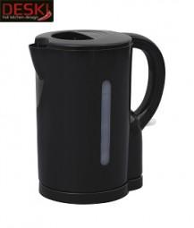 Wasserkocher Kunststoff 1,7 Ltr. schwarz