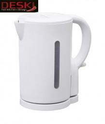 Wasserkocher Kunststoff 1,7 Ltr. weiß