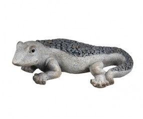 G Deko Leguan 47x30x16 cm