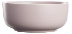 Steingut Müslischale 14,5 cm, rosa