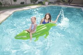 SO Schwimmtier Krokodil 168x89cm