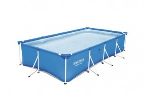 SO Steel Pro Pool 400x211x81 cm BESTWAY®