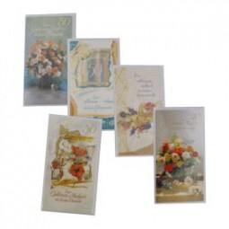 Karten Glückwunsch Goldene Hochzeit