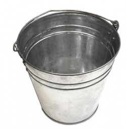 Eimer verzinkt 7 Liter