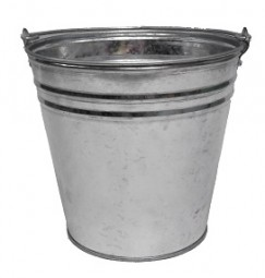 Eimer verzinkt 12 Liter