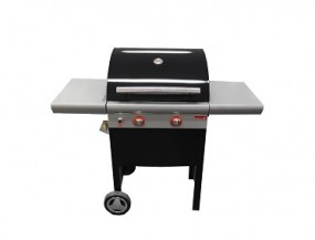 Grill Barbecook Gasgrill Spring 200 schwarz