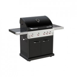 Grill Jamie Oliver Pro 4, matt-schwarz 50Bar Germany
