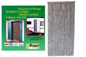 Flauschvorhang Chenille für Tür 90x200cm Kynast