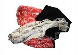 ! Tuch oder Schal für Damen, gemischt