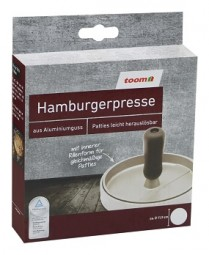 R Hamburgerpresse Toom