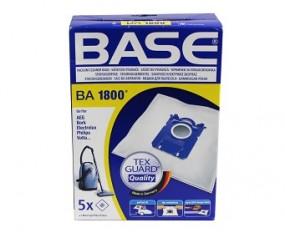 R Staubsaugerbeutel Base BA 1800 5er Pack