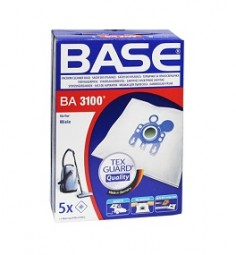 R Staubsaugerbeutel Base BA 3100 5er Pack