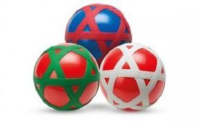 Panini Cross Ball gemischt und aufgepumpt