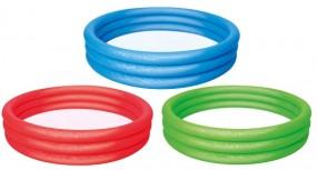 SO Pool 3 Ring Ø 183cm in rot, blau, grün BESTWAY®