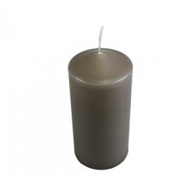 Kerze Stumpe 70/150 taupe