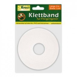 Fliegengitter Ersatz-Klettband 5mx1cm Kynast Garden