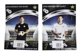 F DFB Fan-Shirt Herren goldener Wappen