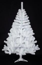 W Weihnachtsbaum aus Kunststoff Hx150cm weiß