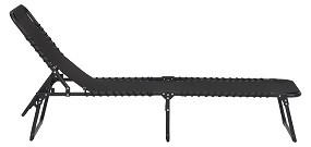Gartenliege 189x60x30 cm