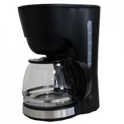 Kaffeemaschine 1,25 Ltr. mit Edelstahl