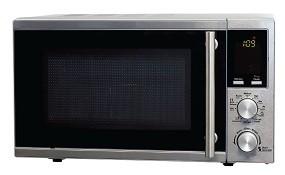Mikrowelle 700-900 W Edelstahl