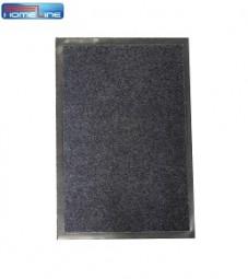 Fussmatte-Schmutzfangmatte 60x90 cm, grau